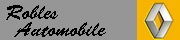 Logo Robles Automobile